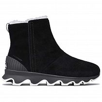 Ботинки женские Sorel Kinetic Short Black/ Sea Salt