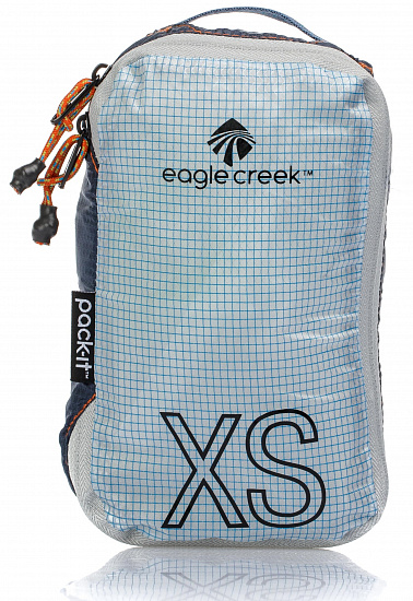 Органайзер для багажа Eagle Creek Pack-It Specter Tech Cube Xsmall Indigo Blue - Фото 1 большая