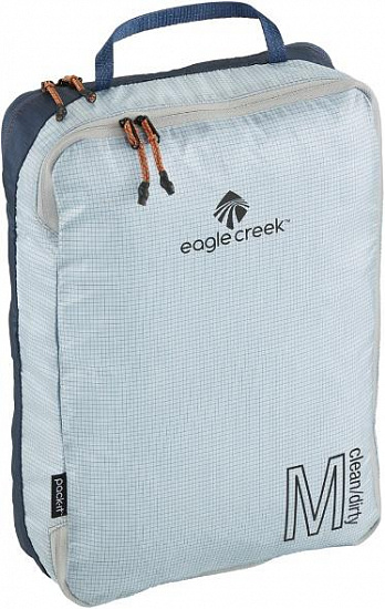 Органайзер для багажа Eagle Creek Pack-It Specter Tech Clean/Dirty Cube Medium Indigo Blue