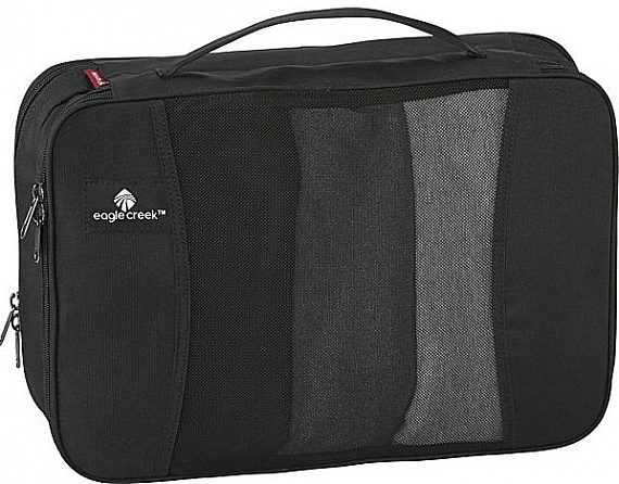 Органайзер Eagle Creek Pack-It Original Clean Dirty Cube Medium Black - Фото 1 большая