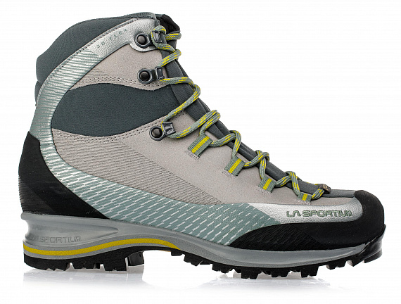 Ботинки женские La Sportiva Trango TRK Leather GTX Green Bay - Фото 1 большая