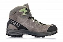 Ботинки женские Scarpa Kailash Trek GTX Midgray/Smoke/Pastel Green