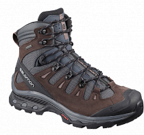 Ботинки женские Salomon Quest 4D 3 Gtx Ebony/Chocolate