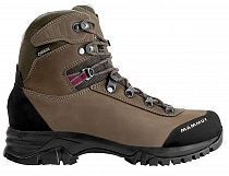 Ботинки женские Mammut Trovat Advanced High Gtx Bark/Grey