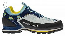Ботинки женские Garmont Dragontail MNT GTX Light Blue/Lemon