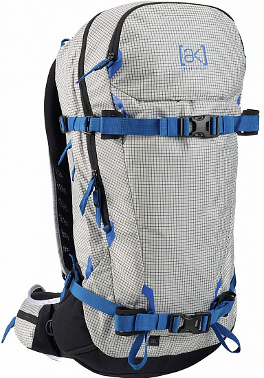 Рюкзак Burton Ak Incline 20L Stout White Coated Ripstop - Фото 1 большая