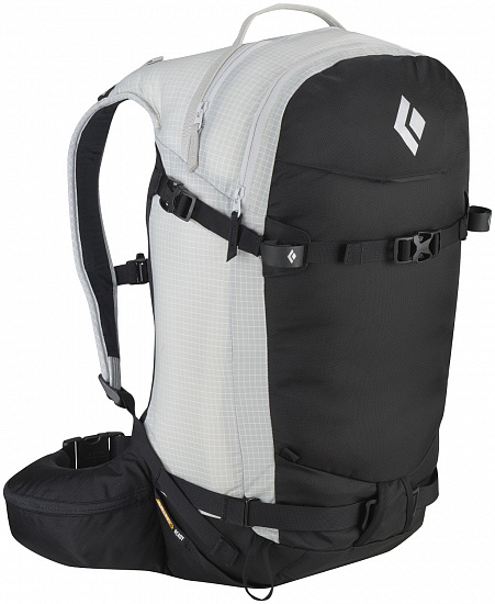Рюкзак Black Diamond Dawn Patrol 32 Black/White - Фото 1 большая