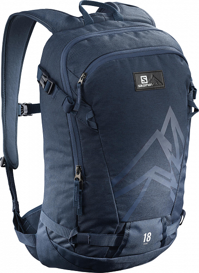 Рюкзак Salomon Side 18 Dark Denim - Фото 1 большая
