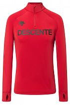 Пулон мужской Descente 1/4 Zip Electric Red