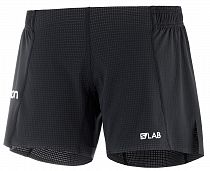 Шорты женские Salomon S/Lab Short 6 Black