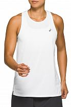 Майка женская ASICS Race Sleeveless Brilliant White