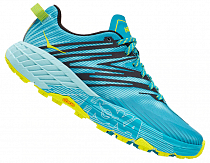 Кроссовки женские Hoka Speedgoat 4 Capri Breeze/Angel Blue