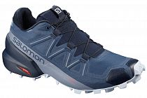 Кроссовки женские Salomon Speedcross 5 Sargasso S/Navy