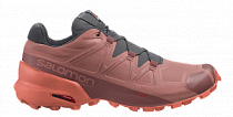 Кроссовки женские Salomon Speedcross 5 Brick Dust/Pers