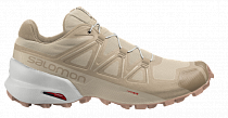 Кроссовки женские Salomon Speedcross 5 Bleached Sand/W