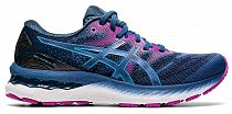 Кроссовки женские ASICS Gel-Nimbus 23 Grand Shark/Digital Aqua