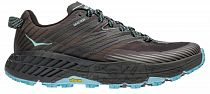 Кроссовки женские Hoka Speedgoat 4 GTX Anthracite/Dark Gull Grey
