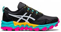 Кроссовки женские ASICS Gel-Fujitrabuco 8 Black/White