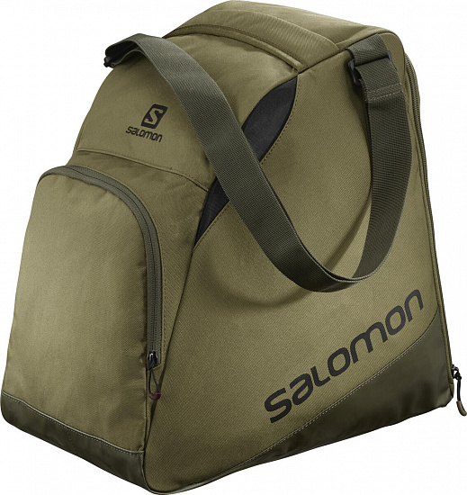 Сумка для ботинок Salomon Extend Gearbag Martini Olive/Black - Фото 1 большая