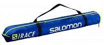 Чехол для лыж Salomon Extend 130+25 Race Blue/Neon Yellow