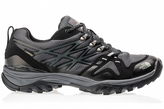 Кроссовки мужские The North Face Hedgehog Fastpack GTX Black/High Rise Grey