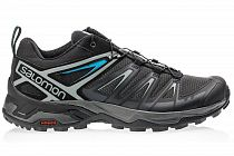 Ботинки мужские Salomon X Ultra 3 Phantom/Black/Hawaiian Surf