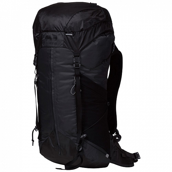 Рюкзак Bergans Helium 40 Solid Charcoal/Black - Фото 1 большая
