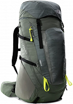 Рюкзак The North Face Terra 65 Agave Green-Sulphur Spring Green