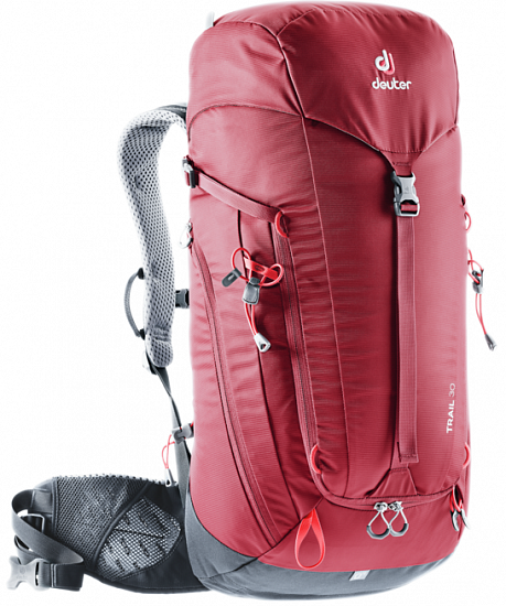 Рюкзак Deuter Trail 30 Cranberry/Graphite - Фото 1 большая