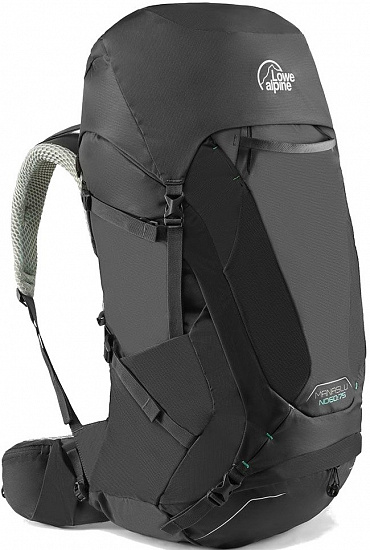 Рюкзак женский Lowe Alpine Manaslu ND 60 Anthracite - Фото 1 большая