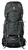 Рюкзак Deuter Aircontact 65 + 10 Graphite/Black