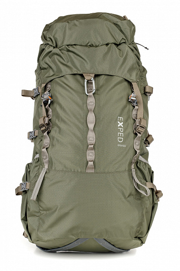 Рюкзак Exped Expedition 80 л XL Olive Grey
