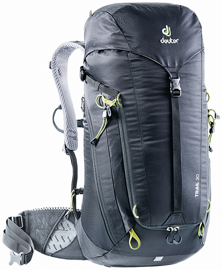 Рюкзак Deuter Trail 30 Black-Graphite - Фото 1 большая