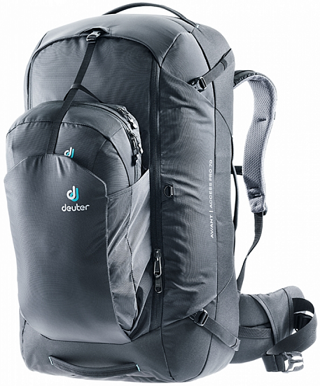 Рюкзак Deuter Aviant Access Pro 70 Black - Фото 1 большая