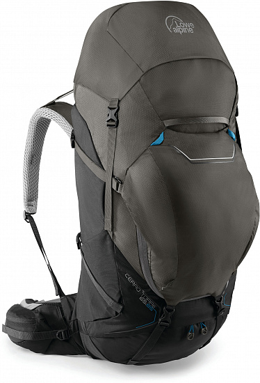 Рюкзак Lowe Alpine Cerro Torre Large 65-85 Black/Greyhound