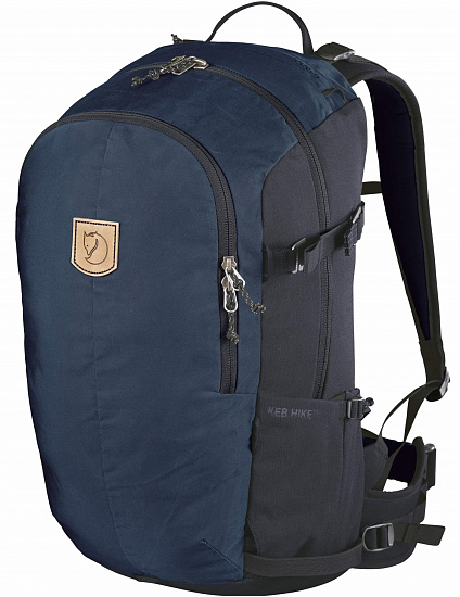 Рюкзак Fjallraven Keb Hike 30 Storm-Dark Navy - Фото 1 большая