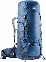 Рюкзак Deuter Aircontact 65 + 10 Midnight-Navy