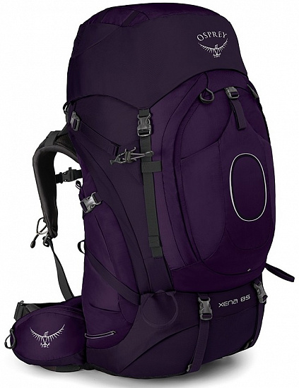 Рюкзак женский Osprey Xena 85 Crown Purple - Фото 1 большая