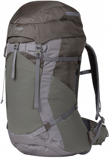 Рюкзак Bergans Vengetind 42 Green Mud/Solid Grey - Фото 1 большая