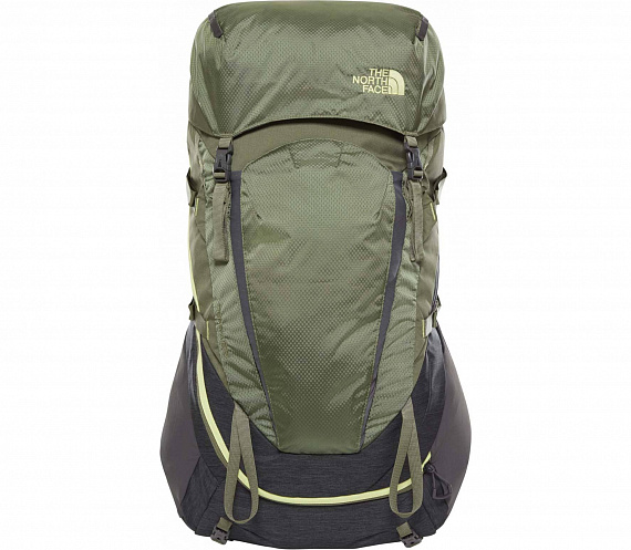 Рюкзак женский The North Face W Terra 55 TNF Dark Grey - Фото 1 большая
