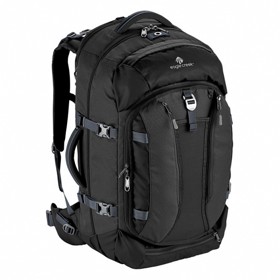 Рюкзак Eagle Creek Global Companion 65L Black - Фото 1 большая