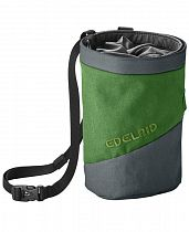 Сумка для магнезии Edelrid Chalk Bag Splitter Twist Ginger