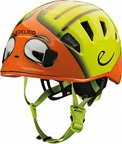 Каска Edelrid Kids Shield II sahara/oasis