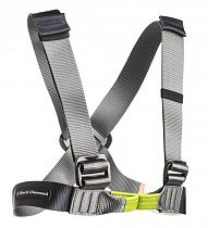 Страховочная система Black Diamond Vario Chest Harness Black