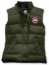 Жилет женский Canada Goose Freestyle Military Green
