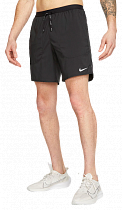 Шорты мужские Nike Flex Stride Short 7In BF Black/Reflective Silv