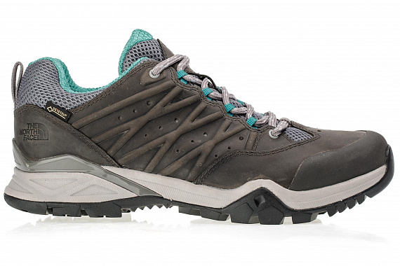 Кроссовки женские The North Face HH Hike II Gtx Qslvrgy/Prcln