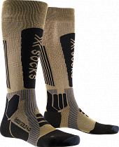 Носки X-Socks Ski Helixx Gold 4.0 Gold/Black