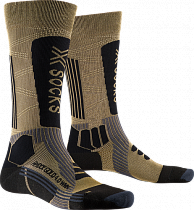 Носки женские X-Socks Helixx Gold Wmn 4.0 Gold/Black