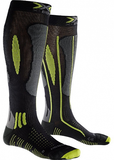 Носки унисекс X-Socks EFFEKTOR SKI ADVANCE MAN - Фото 1 большая